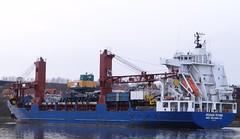 OCEAN TITAN - IMO 9213947 (arnekiel) Tags: ocean usa titan kiel imo nok holtenau kielcanal heavylift 9213947