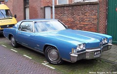 Oldsmobile Toronado 1971 (XBXG) Tags: auto old usa classic haarlem netherlands car vintage us 1971 automobile nederland voiture american paysbas oldsmobile toronado ancienne américaine am1486