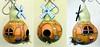 casinha ocre (BILUCA ATELIER) Tags: gourds bees ladybugs cabaças pinturacountry porongos homebirds biluca casinhasdepassarinho
