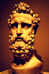 (jenna...) Tags: sculpture art museum roman bust