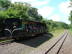 Tren Ecológico - Parque Nacional Iguazú (Gaby Fil Φ) Tags: argentina misiones iguazú patrimoniodelahumanidad ph039 maravilladelmundo argenntina litoralargentino