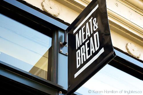Meat & Bread: storefront