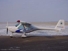 ILG_20021213_02462 (ilg-ul) Tags: airplane aircraft transportation romania airtransportation ploiești remos strejnic judprahova yr6161 20021213strejnic