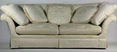 6. Baker Furniture Sofa