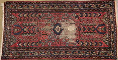 41. Small Antique Rug