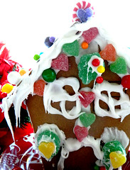 My daughters Gingerbread House (Frolicking~ Freckles) Tags: christmas saint gingerbread traditions gingerbreadhouse stlucia christmasdecor gingerbreadman stlucy saintlucia saintlucy stluciaday