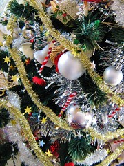 Decorated (Cathlon) Tags: christmas decorations tree decorated ansh scavenger2
