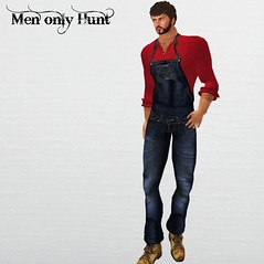 Men Only Hunt Before Sleep 1 (AustSteve Forster) Tags: secondlife beforesleep httppureeggsspamwordpresscom menonlyhunt