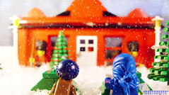 Day 349 (chrisofpie) Tags: chris pie monkey lego doug legos hero heroes minifig roger minifigure bluehat legohero chrisofpie rogeranddoug 365legos dougthechimp