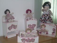 SDC19440 (Arte em Familia) Tags: flores bonecas fuxico kithigienico