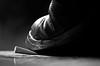Tread on (stendol [L.B.W.L.]) Tags: white abstract black dof pentax cigarette details special minimalism tread bianco nero k5 sigaretta flickrchallengewinner agcgwinner theauthorsplaza gennaio2012challengewinnercontest