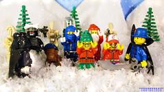 Day 353 (chrisofpie) Tags: chris pie monkey lego doug legos hero heroes minifig roger minifigure bluehat legohero chrisofpie rogeranddoug 365legos dougthechimp