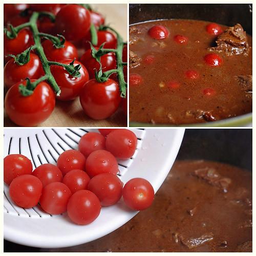Beef al Pomodoro