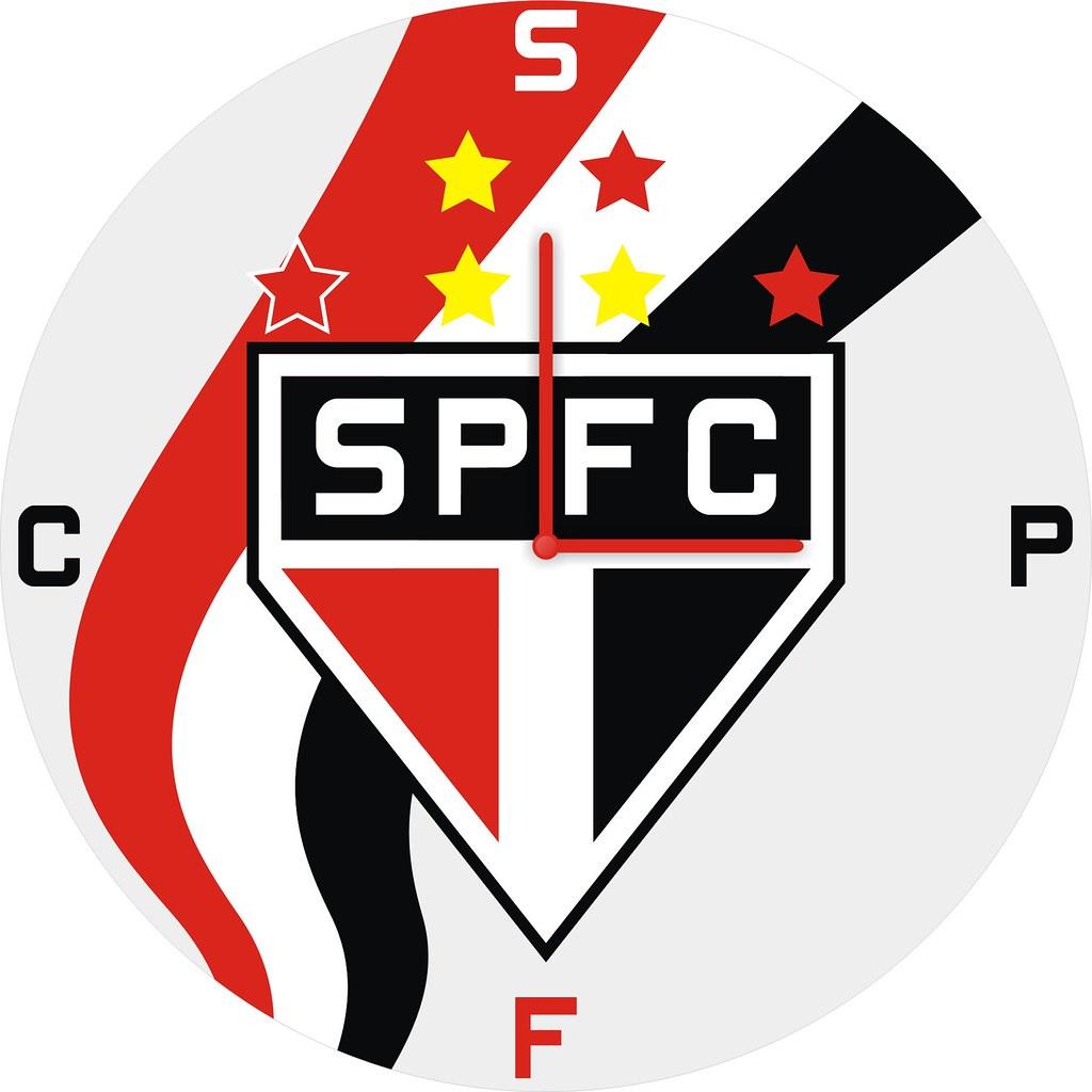 c5253736910 SAO PAULO 1 (Willian Baldan) Tags  paulo sao jogo clube parede acrilico  relogio