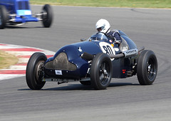 1936 Brooke ERA (rogeretro) Tags: silverstone era autoracing 80 motorracing motorsport autosport vintageracing vintagesportscarclub springstartmeeting