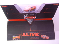 DISNEY CARS 2 MCQUEEN ALIVE (1) (jadafiend) Tags: scale kids toys model disney puzzle pixar remotecontrol collectors adults variation francesco launcher cars2 crewchief lightningmcqueen lewishamilton targetexclusive kmartexclusive collectandconnect raoulcaroule jeffgorvette johnlassetire carlomaserati piniontanaka carlavelosocrewchief mcqueenalive denisebeam meldorado pitcrewfillmore francescoscrewchief