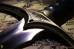 Glamdring megil en' Turgon (jammo_s) Tags: stilllife macro closeup niceshot map wizard fineart canvas elf weapon gandalf sword lordoftherings blade hobbit tolkien middleearth thehobbit sauron elvish arda silmarillion glamdring morgoth elvenking gondolin jammo lordoftheringssword canoneos60d turgon mygearandme sigma1770os glamdringsword