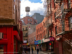 Doyers Street (scottdunn) Tags: ny newyork chinatown watertower doyersstreet ecosent case1704424513