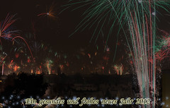 ::. guten Rutsch .:: (MWD-Pictura) Tags: silvester neujahr feuerwerk neujahrswünsche neujahrsfeuerwerk