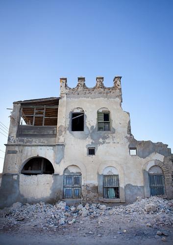Former Ottoman Empire House In Berbera Area Somaliland