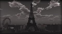 Postcard from Paris Paris 1900 region (shiver menna) Tags: life light art beautiful composition nice picture pic sl explore second imagination region dreamscape realistic metaverse