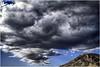 Cumulus Nimbus III (Images ● Fantasy) Tags: blue cloud clouds spain artistic alicante nubes montaña hdr elda núvols alacant cumulusnimbus sonyalphaa100 valenciancommunity doubleniceshot mygearandme montebolón bolónmountain muntanyabolón