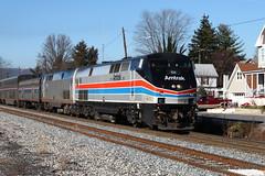 IMG_2527 (The Train Logger) Tags: amtrak passenger csx phaseii capitollimited p030 trainsmagazine metropolitansub november2012 amtrak66