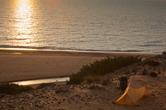 "Dune Piscinas Campsite • <a style=""font-size:0.8em;"" href=""http://www.flickr.com/photos/55747300@N00/6649055017/"" target=""_blank"">View on Flickr</a>"
