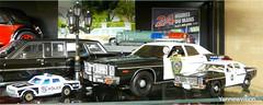 Dodge Monaco 1977 (Police / Cops Car) - AMT ('Yannewvision') Tags: old miniature losangeles frankreich plymouth police monaco dodge 1978 1977 spielzeug fury jouet mpc miniatur alten tjhooker  policepatrol dukeofhazzard copscar sheriffaismoipeur yannewvision