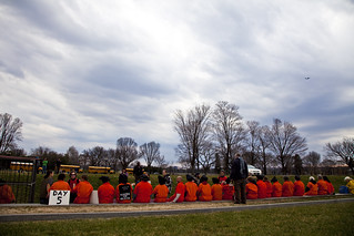 Witness Against Torture: Resting
