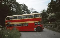 Silver Service 30 VCS375 EagleTor (Guy Arab UF) Tags: bus buses 30 silver bristol j derbyshire h service 1963 ecw birchover westernsmt flf6g woolliscroft hulleys vcs375 eagletor