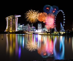 Singapore 2012 Countdown Firework (Wang Guowen (gw.wang)) Tags: lighting longexposure reflection nikon singapore cityscape nightshot firework countdown picnik 2012 greatphotographers singaporeflyer marinabaysands flickraward d7000 tokinaaf1116mmf28 thebestoftokina1116mmf28 tokinaatx116f28 artsciencemuseum blinkagain greaterphotographers bestofblinkwinners gwwang wwwon9cloudcom singaporecountdown2012party