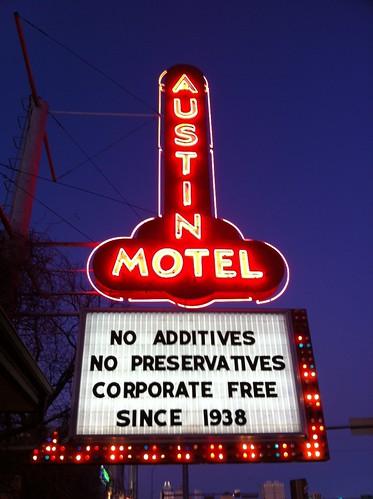 Austin Corporate Free