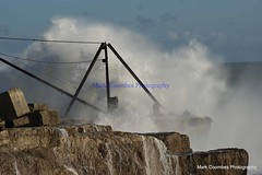 DSC00744 (Mark Coombes Photography) Tags: sea portland waves dorset rough