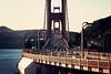 Vista Point (Leighton Wallis) Tags: sanfrancisco california birthday ca usa cars traffic unitedstatesofamerica goldengatebridge vistapoint lanes peakhour 75thanniversary ggnpc11
