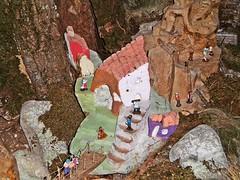 Presepe in radica d'ulivo/Crib in the roots of olive San Francesco e Michele Carmignano(PO) (LE FOTO DI MAXI) Tags: roots olive crib prato nativity presepe olivo carmignano nativit ulivo radica