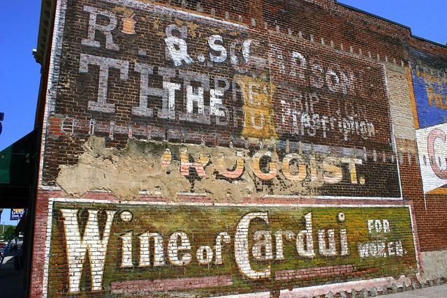 Multiple Wall ads - Radford, VA