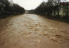93_0954 (jimcnb) Tags: flood 1993 dezember pforzheim hochwasser enz