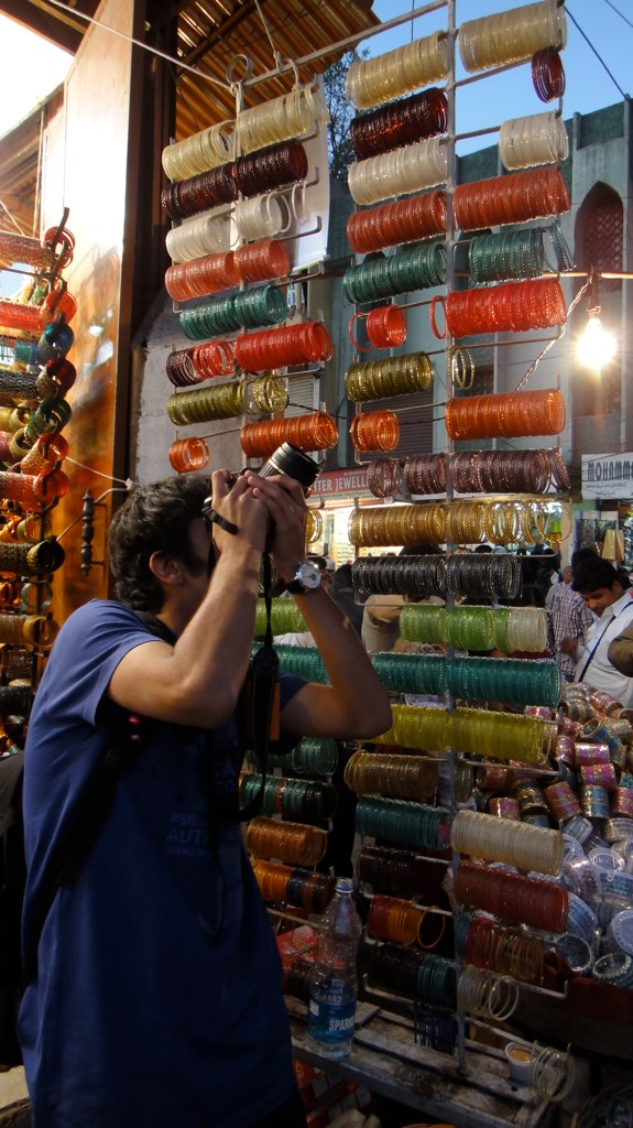 Bazaars of hyderabad essay