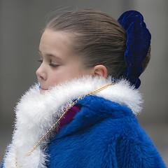 The Monday Face (NRG Photos) Tags: dancinggirl tanzmariechen marchingband spielmannszug karneval carnival parade umzug fluffy flauschig mondayface montagsgesicht cute niedlich tired mde canonef70200mmf28lisusm