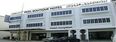 Gambar Depan Ridel Boutique Hotel (Ridel Boutique Hotel Wakaf Che Yeh) Tags: hotel che kota yeh kelantan bharu wakaf