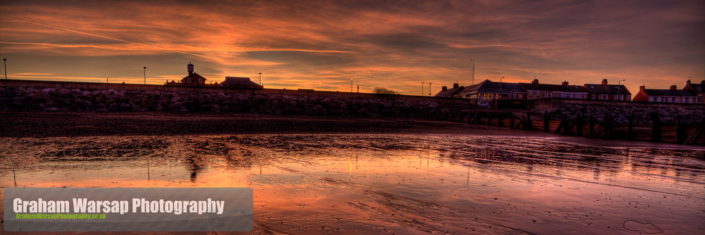 Withernsea Winter HDR-6
