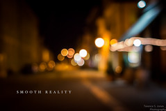 Smooth reality (Terence S. Jones) Tags: leica bokeh summicron nightlife erlangen lightroom4 sonynex5n