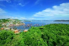 Nha trang - Vietnam (Abdulaziz Al-furaydi) Tags: sea canon river landscape boats island islands boat asia d vietnam land 1020mm scape 1020 trang  nha 550 nhatrang    550d           canon550d 550 550 550