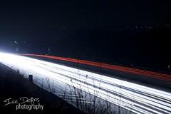 Autobahn A1 - 02.12.2011 (Marcel Sharp Photography) Tags: light black licht nacht autobahn schatten schwarz dunkel nachtaufnahme langzeitbelichtung