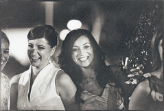 The bride & friends - EdwardOlive wedding photographer