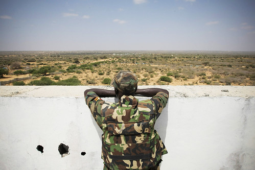 A.U. and Somali Forces Capture Strategic Positions in Fight Against Shabaab