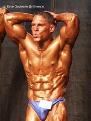 Evrpumt Karla  fitness 2005 (fitness.is) Tags: european bodybuilding romania championships fitness brasov ifbb lkamsrkt vaxtarrkt evrpumt