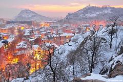 Plovdiv, my love (.:: Maya ::.) Tags: city houses winter tree cityscape view hill bulgaria plovdiv            mayaeye mayakarkalicheva