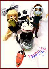 fave cups and dolls tag game pic 2 (serenity jenny) Tags: favecupsanddollstaggame doll pullip jun planning disney cup cups mugs mug nightmare before christmas scary teddy jack tim burtion papin toy toys raiponce fairytale